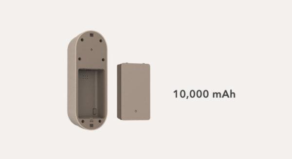 Nooie doorbell Battery