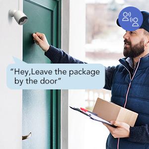 Nooie Outdoor Camera Delivery