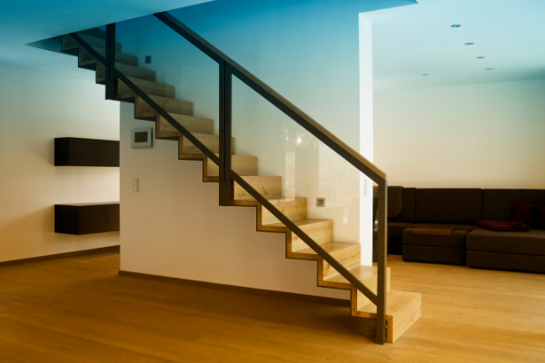 Home Security Camera - Stairs