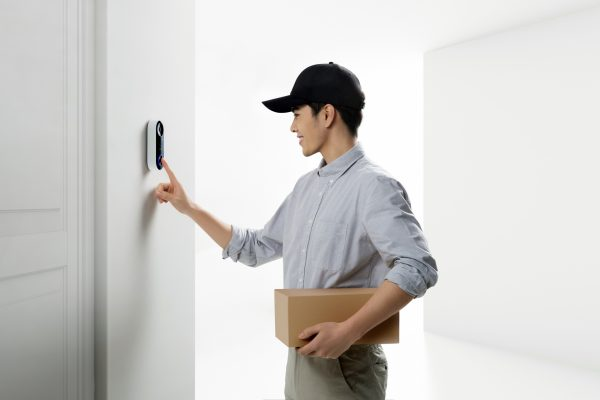 D819 Delivery Man