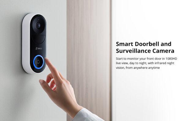 360 D819 Doorbell