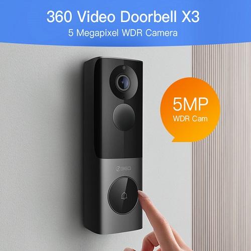 Doorbell X3 5MP