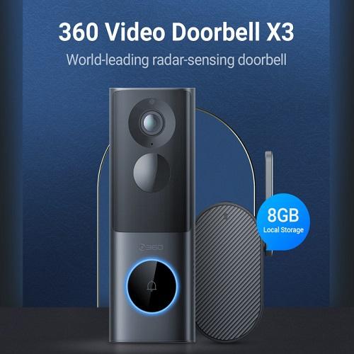 Doorbell X3 8GB