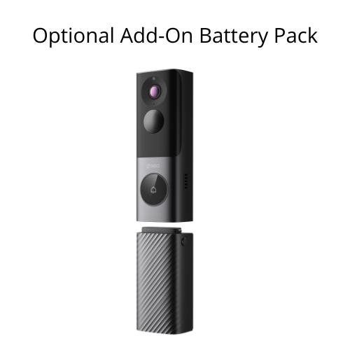 X3 doorbell plus Batt