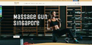 Massage Gun SG by Singapore Lite